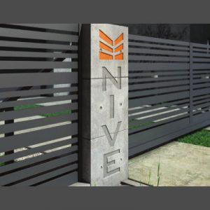 katalog ogrodzeń z aluminium