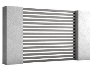 ogrodzenia aluminiowe AIR