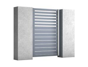 Furtki Aluminiowe BREEZE