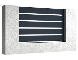 ogrodzenia aluminiowe base