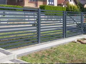 ogrodzenia aluminiowe ECO