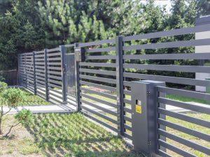 ogrodzenia aluminiowe-ECO