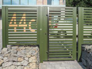 ogrodzenie aluminiowe AIR