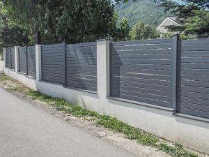 ogrodzenie aluminiowe CORE