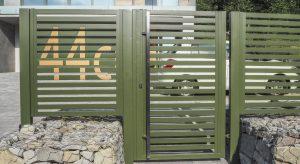 ogrodzenie aluminiowe air-wild