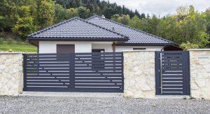 ogrodzenie aluminiowe-core wild