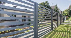 ogrodzenie aluminiowe eco wild