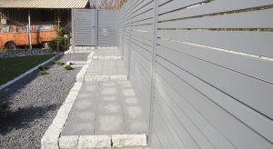 ogrodzenie aluminiowe impressive wild